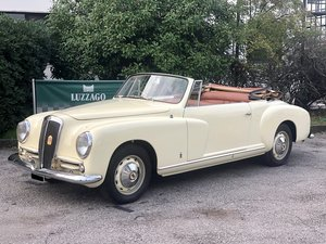 Picture of 1950 Lancia Aurelia B50 Cabriolet Carr.PininFarina For Sale