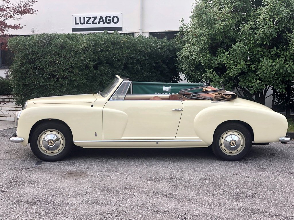 1950 Lancia Aurelia B50 Cabriolet Carr.PininFarina For Sale (picture 2 of 6)