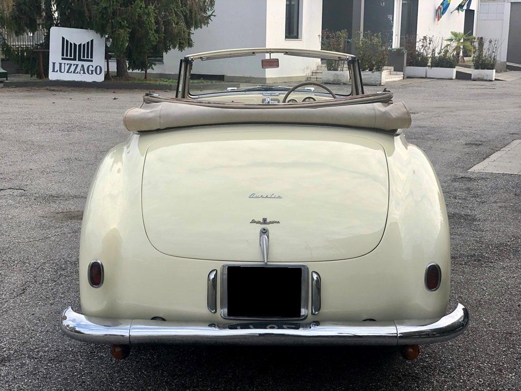 1950 Lancia Aurelia B50 Cabriolet Carr.PininFarina For Sale (picture 3 of 6)