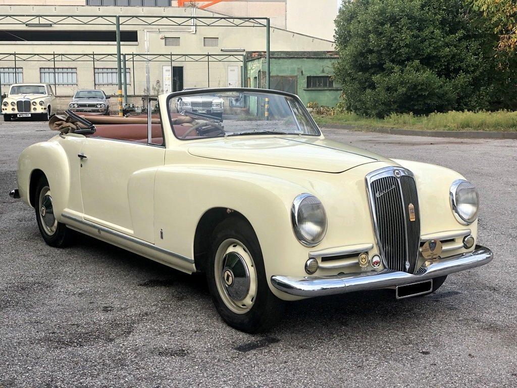 1950 Lancia Aurelia B50 Cabriolet Carr.PininFarina For Sale (picture 4 of 6)