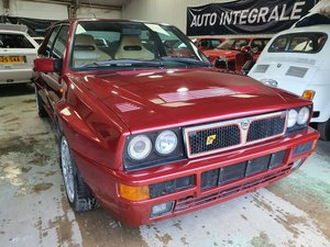 Picture of 1995 Lancia delta Integrale Evo II Dealer Collection For Sale