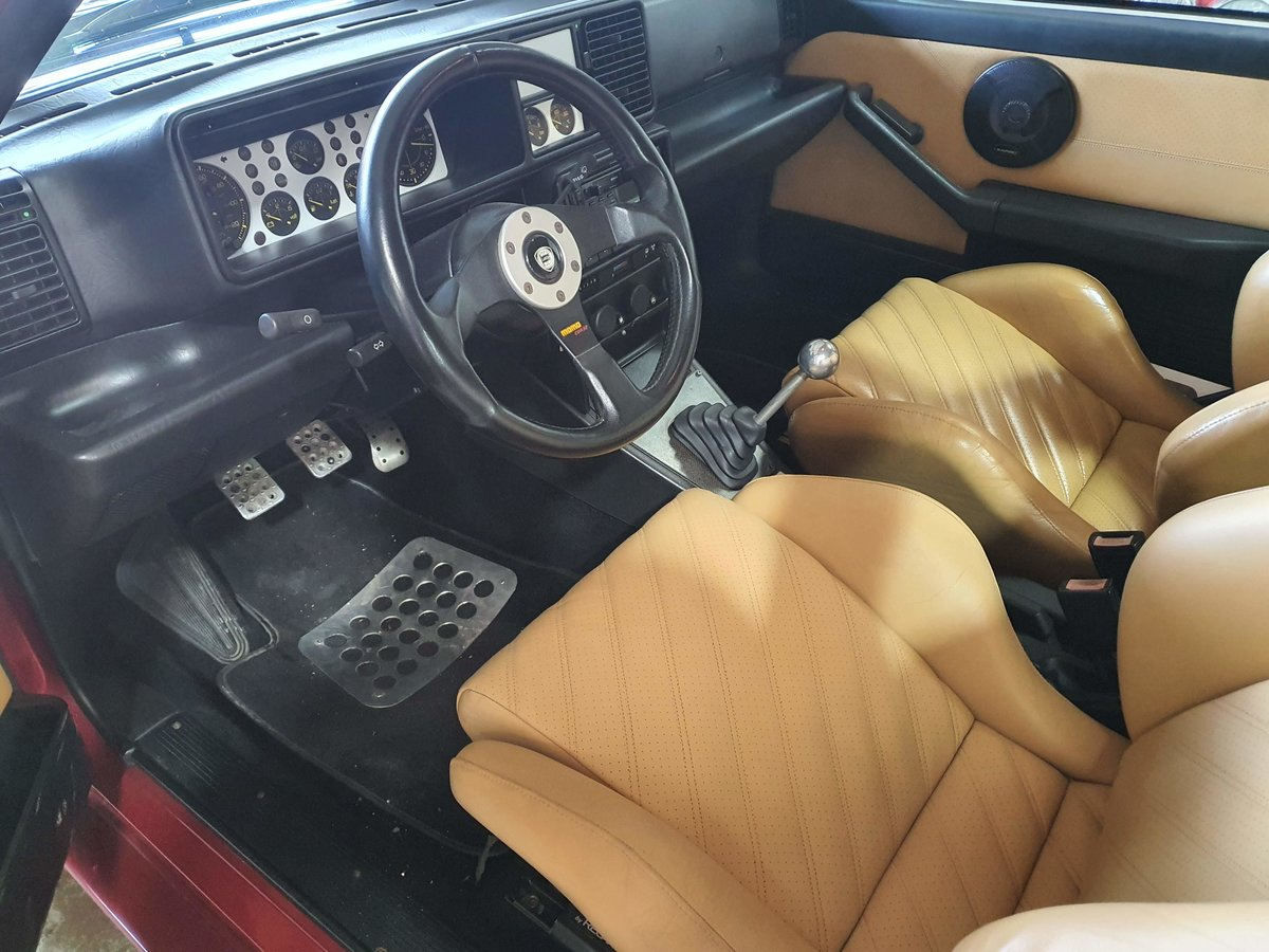 1995 Lancia delta Integrale Evo II Dealer Collection For Sale (picture 2 of 6)