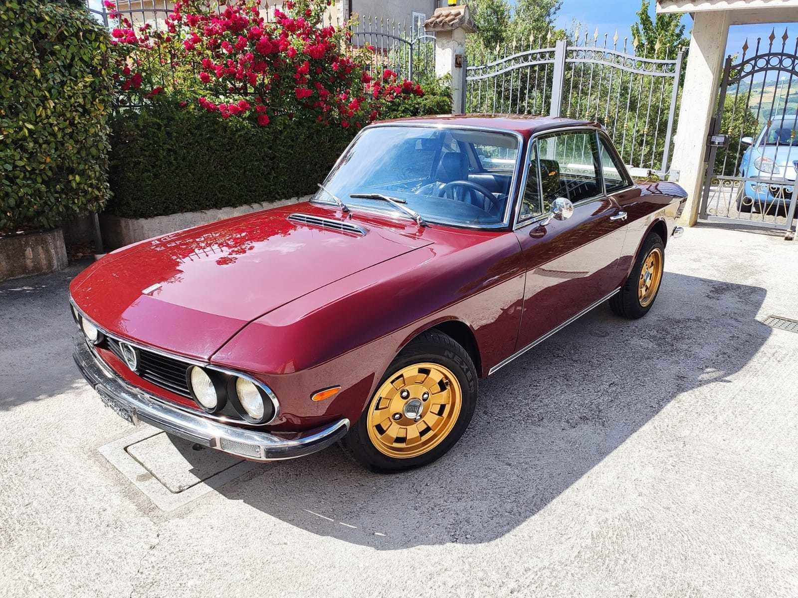 Picture of 1974 Lancia Fulvia 1.3 s Red york
