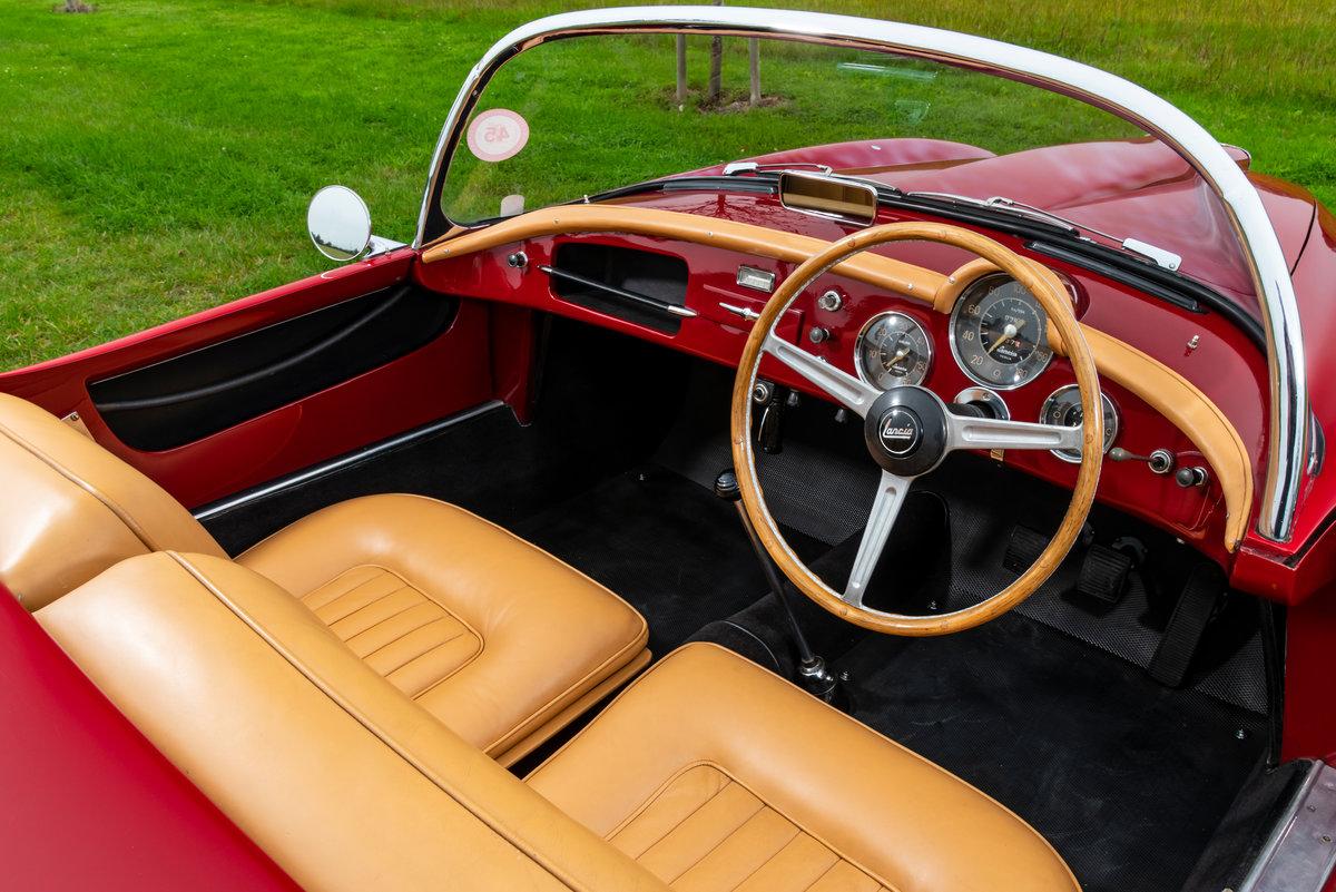 1954 Lancia Aurelia B24 Spider America RHD For Sale (picture 6 of 6)