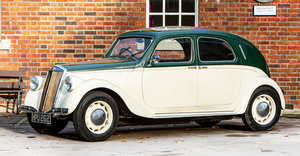 Picture of 1939 Lancia Aprilia Saloon For Sale by Auction