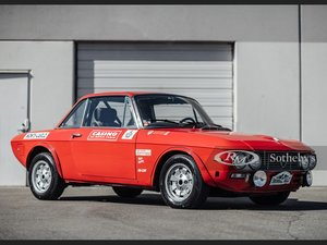 Picture of 1972 Lancia Fulvia Coupe 1600 HF Series 2 Fanalino  For Sale by Auction