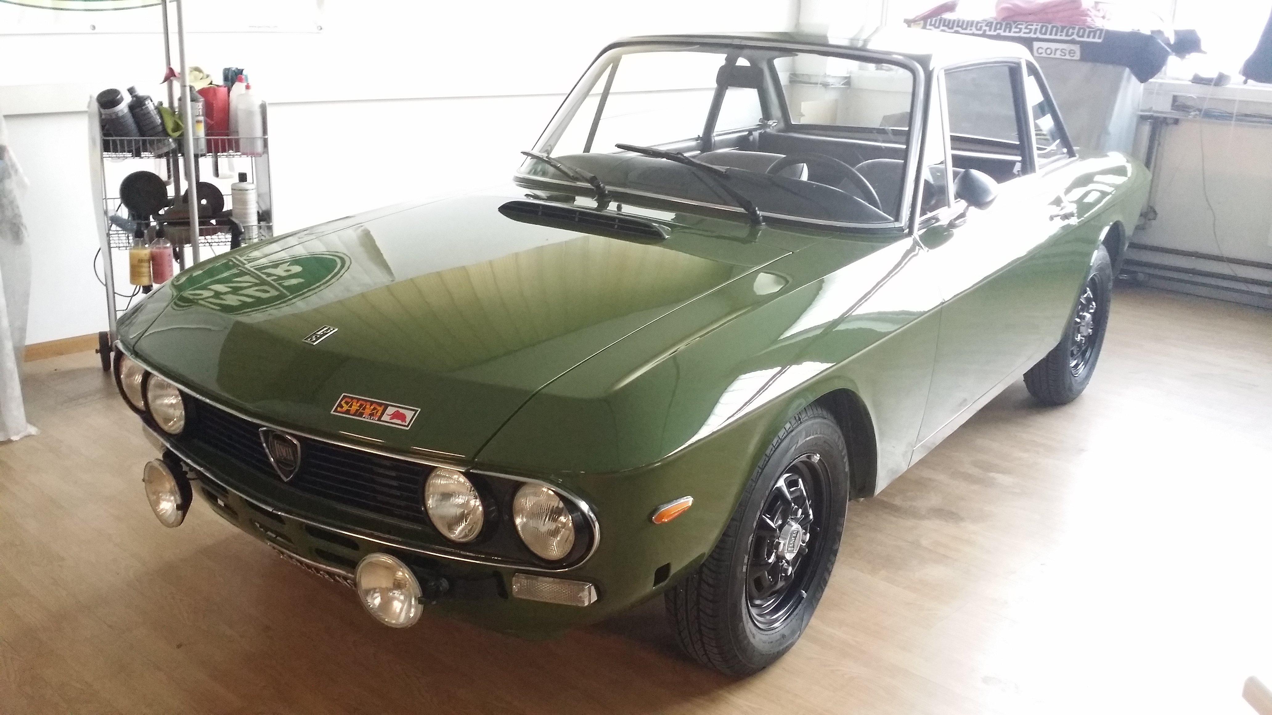 Picture of 1975 Lancia Fulvia SAFARI For Sale