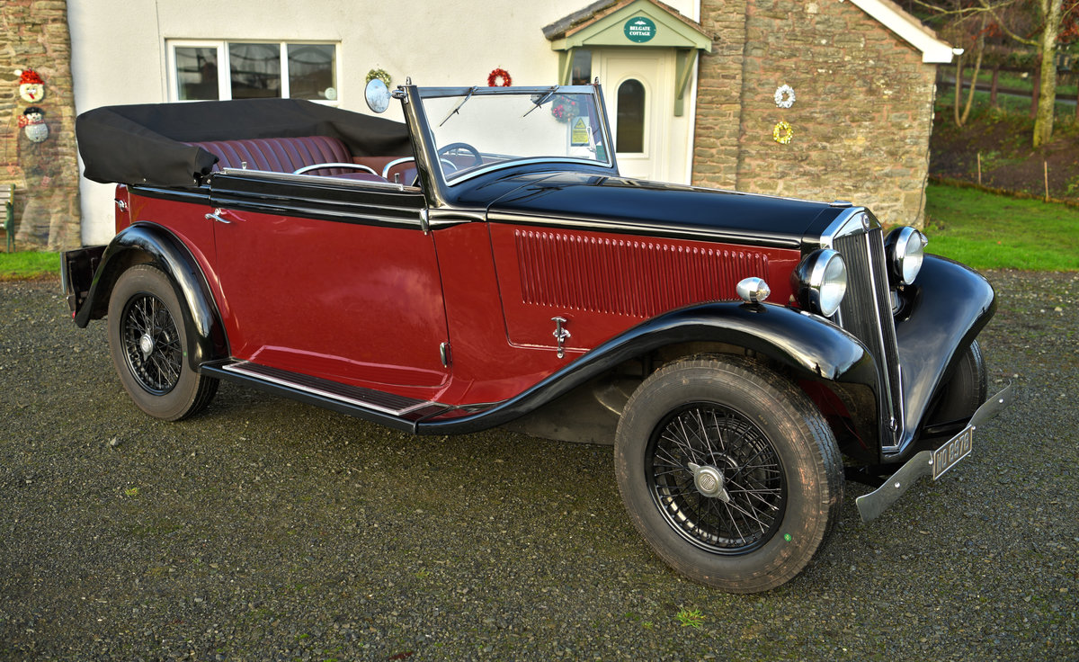 1934 Lancia Augusta Cabriolet For Sale (picture 4 of 12)
