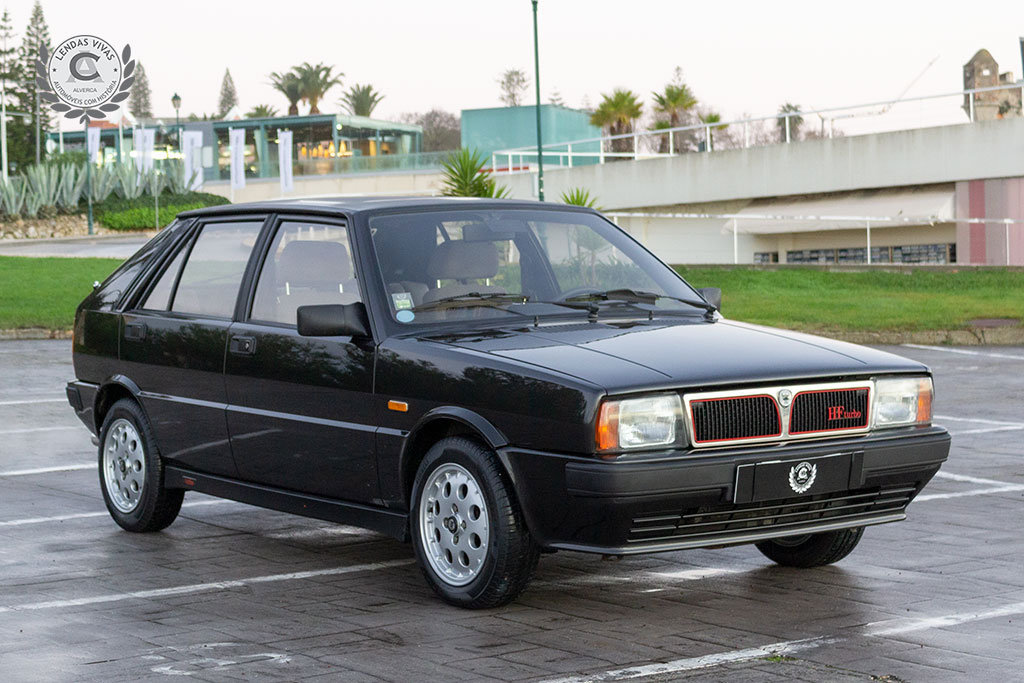 1987 Lancia Delta HF Turbo For Sale (picture 1 of 12)