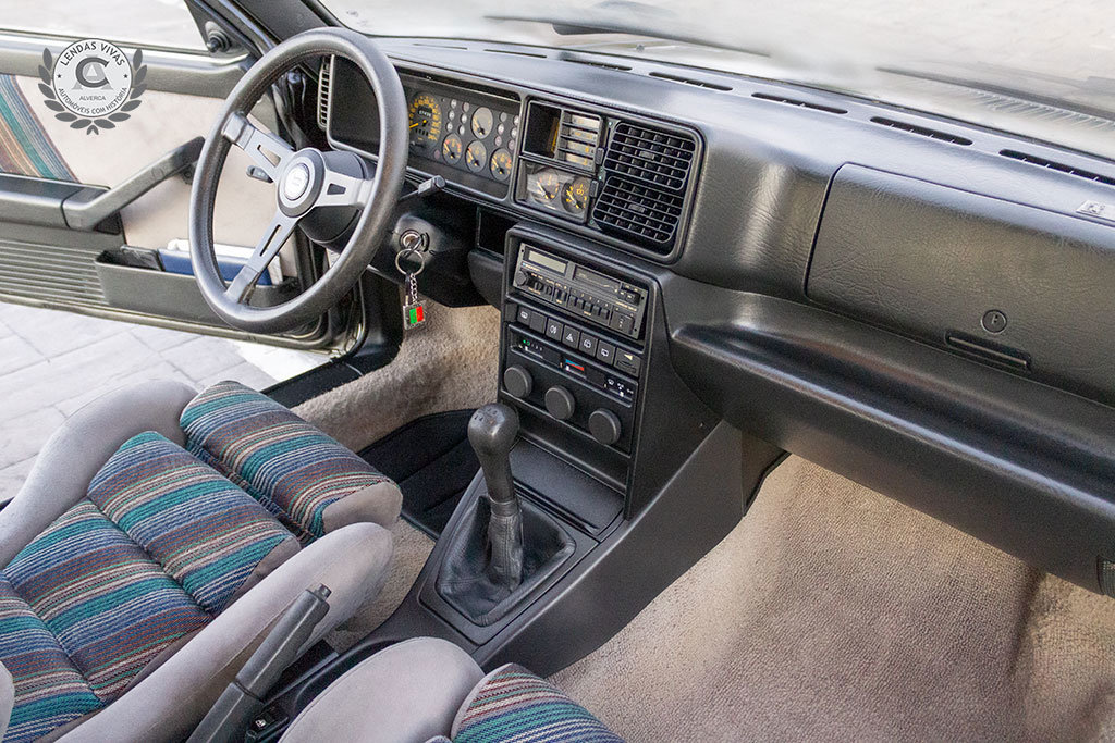 1987 Lancia Delta HF Turbo For Sale (picture 7 of 12)