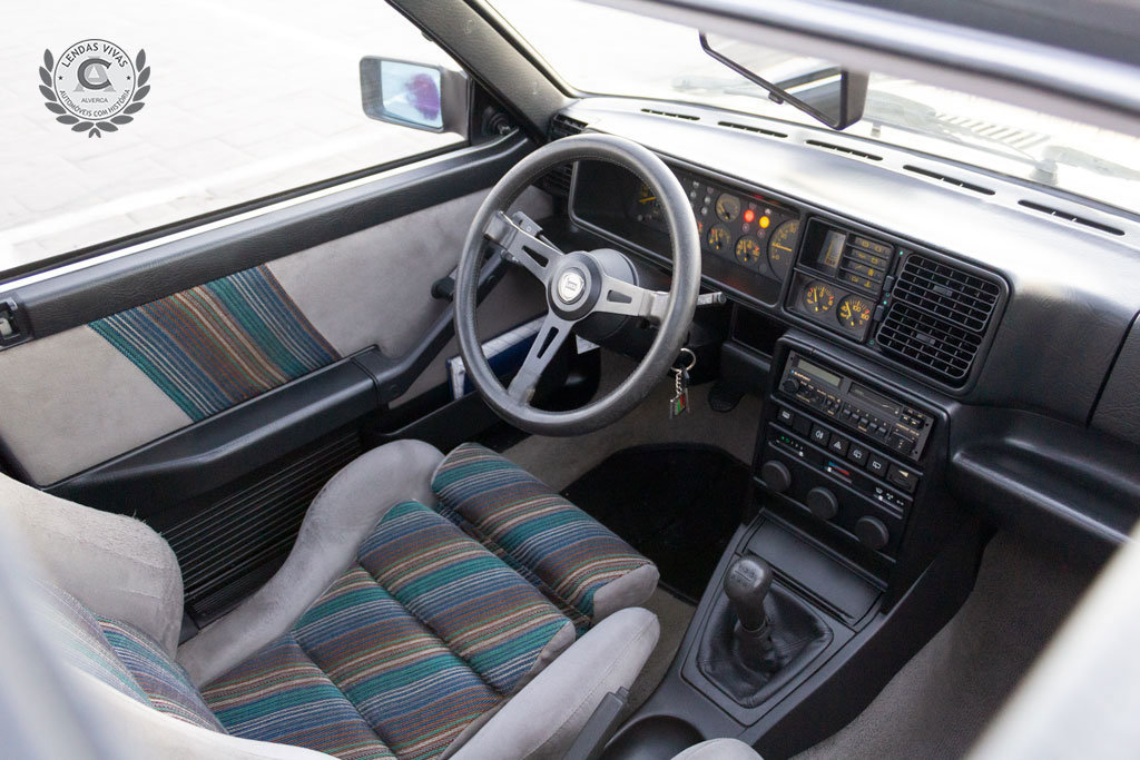 1987 Lancia Delta HF Turbo For Sale (picture 9 of 12)