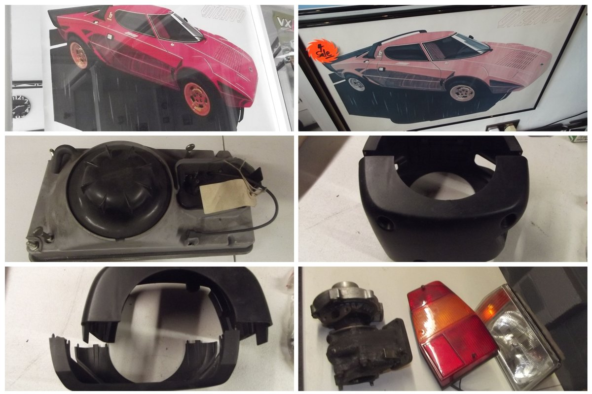 0000 LANCIA ITEMS FOR SALE - OFFERS INVITED For Sale (picture 4 of 11)