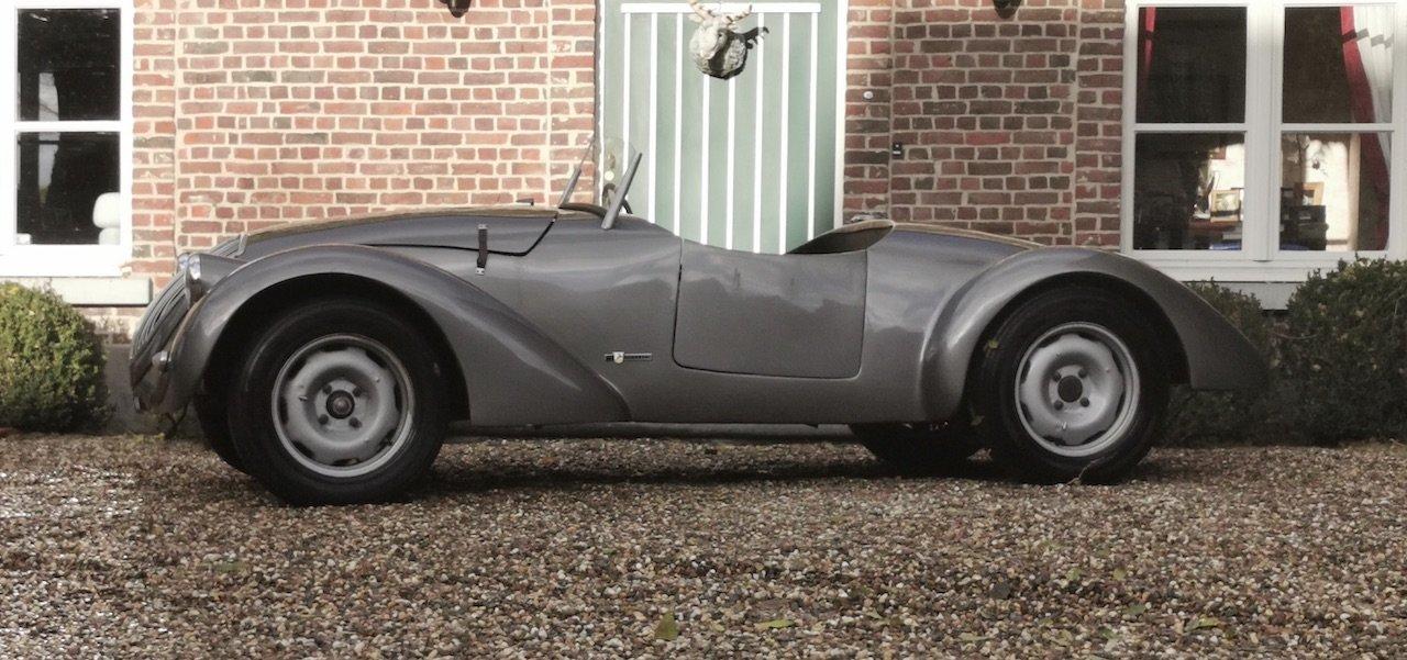 1950 Lancia Aprilia Boneschi Barchetta For Sale (picture 2 of 12)