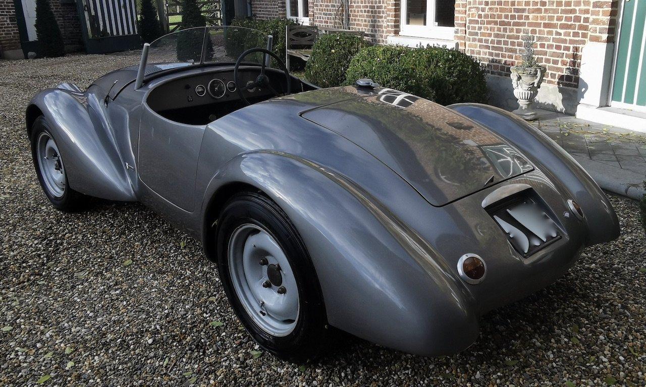 1950 Lancia Aprilia Boneschi Barchetta For Sale (picture 3 of 12)