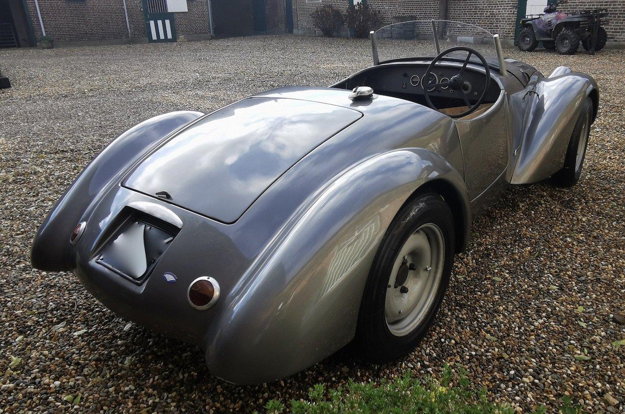 1950 Lancia Aprilia Boneschi Barchetta For Sale (picture 5 of 12)