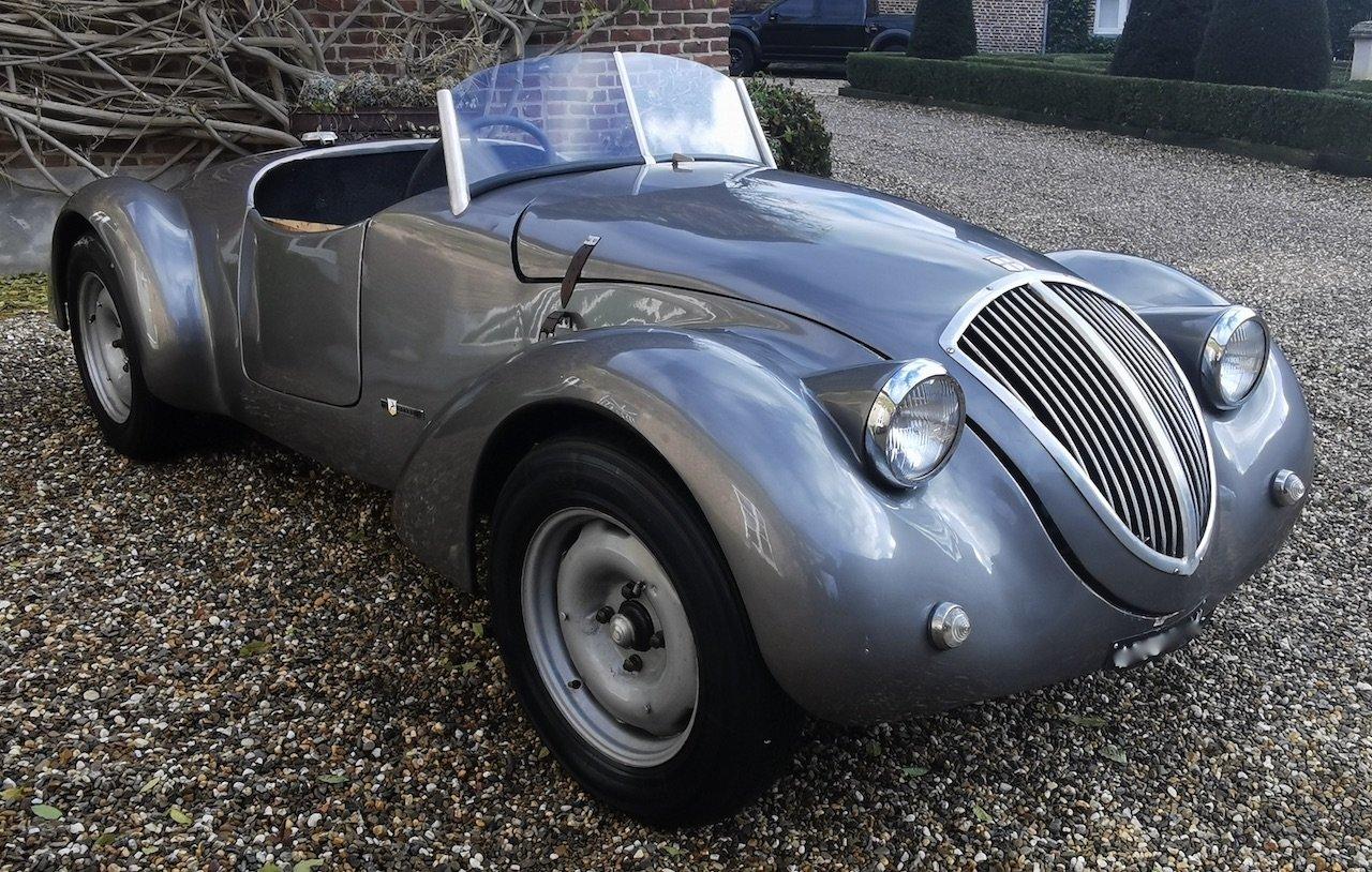 1950 Lancia Aprilia Boneschi Barchetta For Sale (picture 7 of 12)