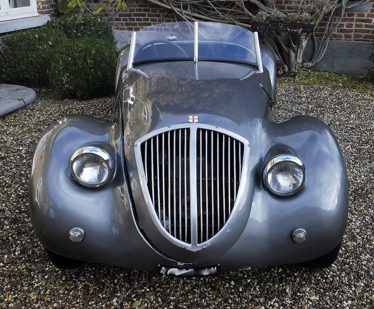 1950 Lancia Aprilia Boneschi Barchetta For Sale (picture 8 of 12)