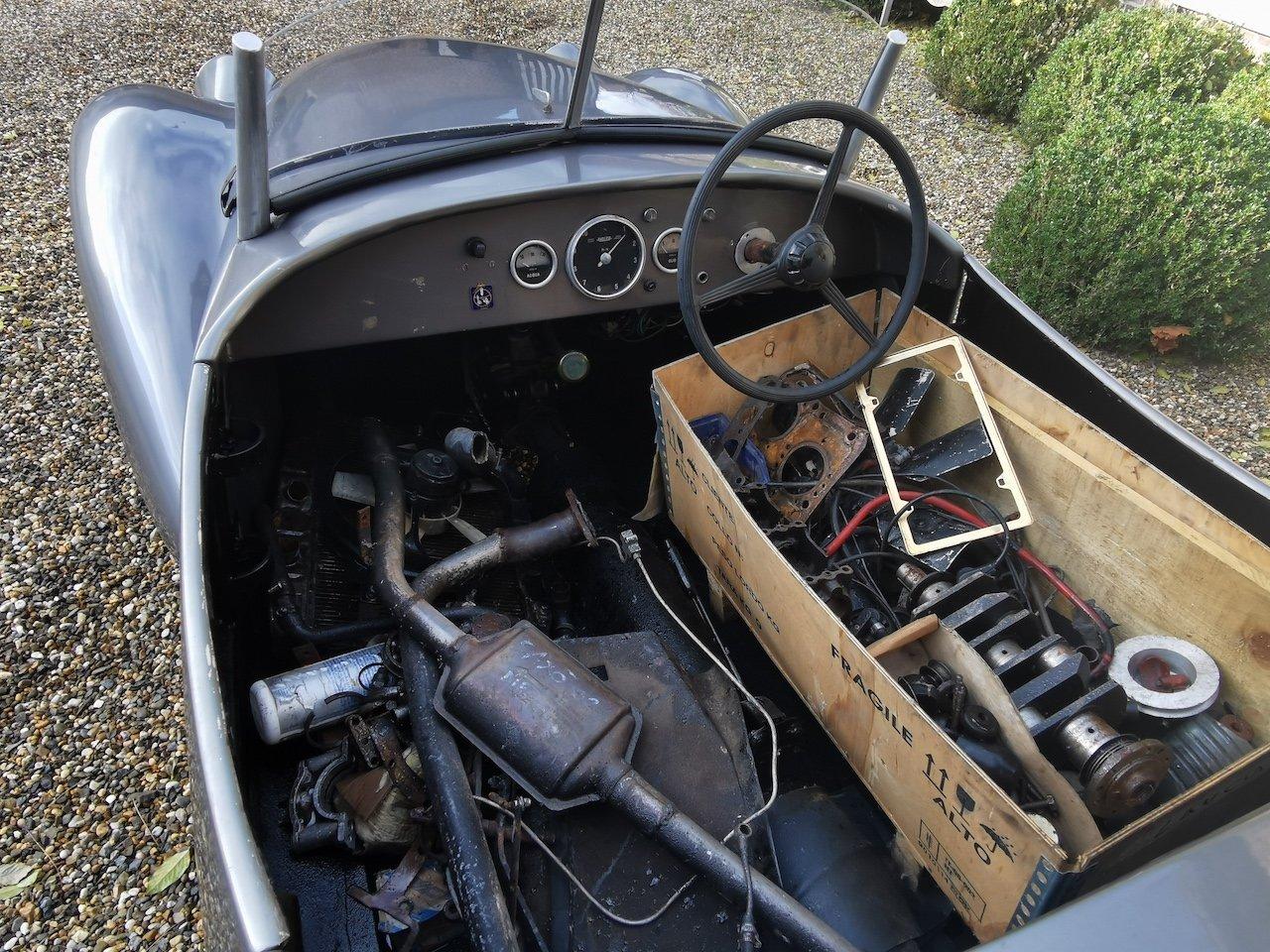 1950 Lancia Aprilia Boneschi Barchetta For Sale (picture 10 of 12)