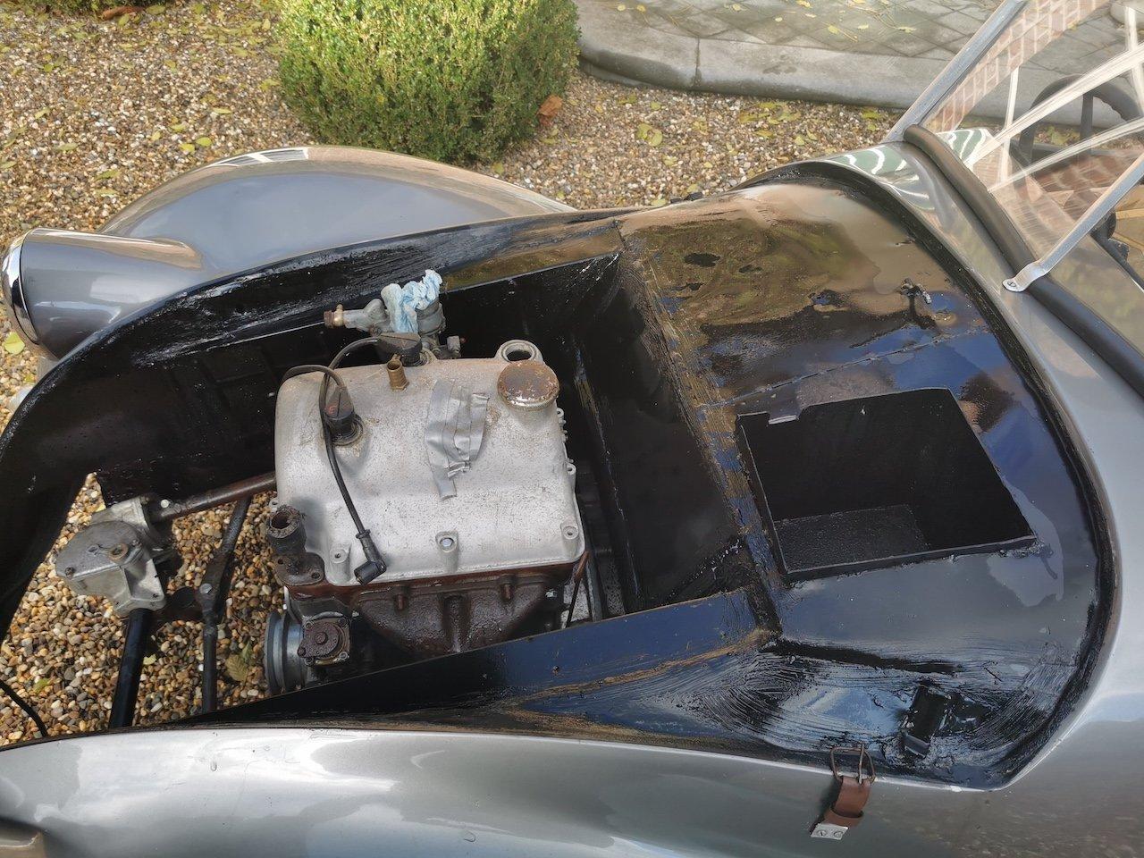 1950 Lancia Aprilia Boneschi Barchetta For Sale (picture 11 of 12)