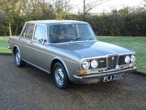 Picture of 1972 Lancia 2000 Sedan at ACA 13th and 14th February For Sale by Auction