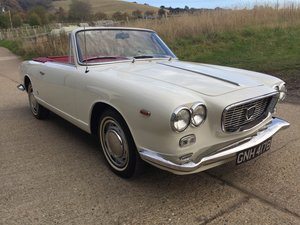 Picture of 1964 Super Rare Lancia Flavia Cabriolet by Vignale
