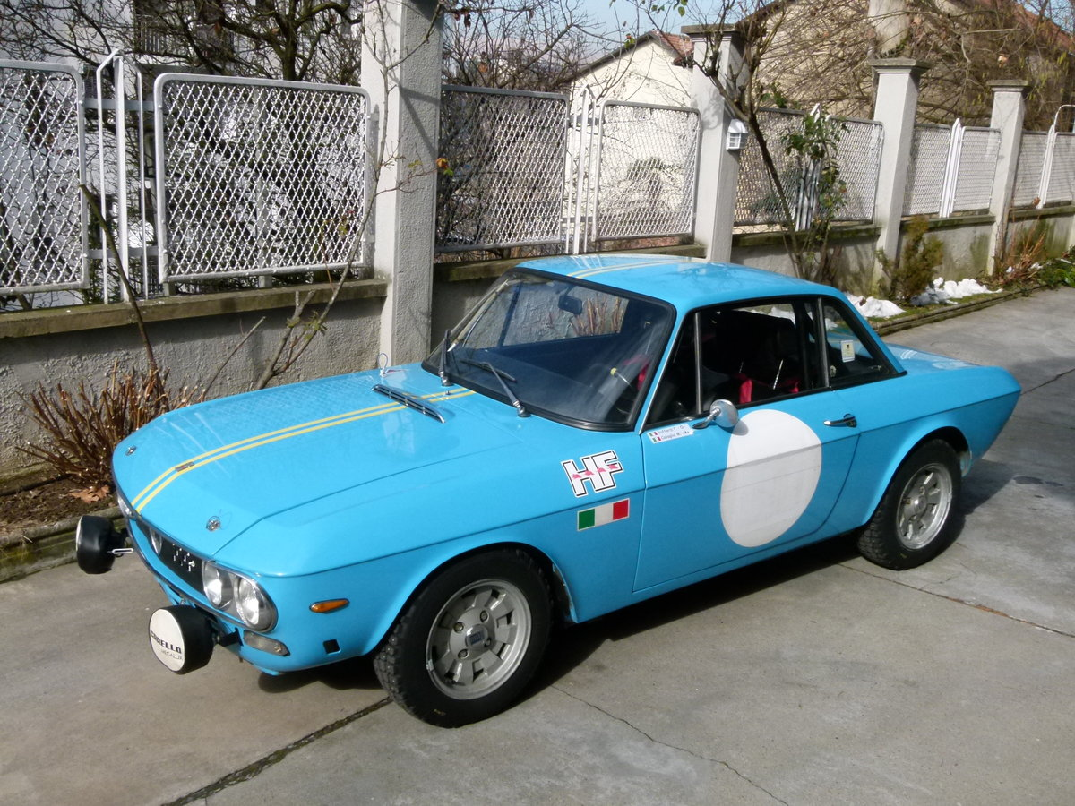 1972 Lancia Fulvia 1.6HF For Sale (picture 1 of 3)