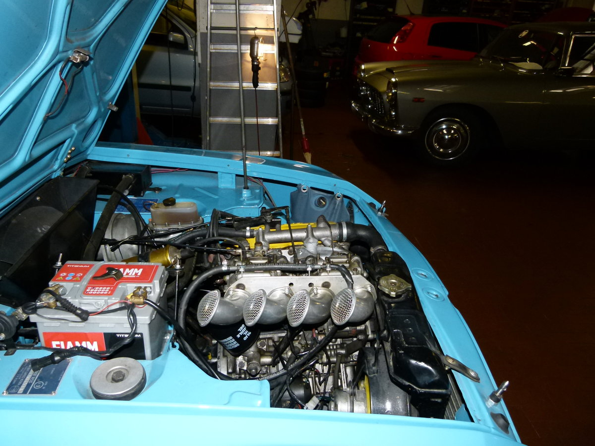 1972 Lancia Fulvia 1.6HF For Sale (picture 2 of 3)
