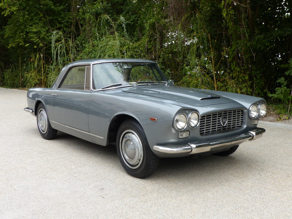 1967 La dolce vita:original and unwelded Flaminia GTL Touring 2.8 For Sale (picture 1 of 12)