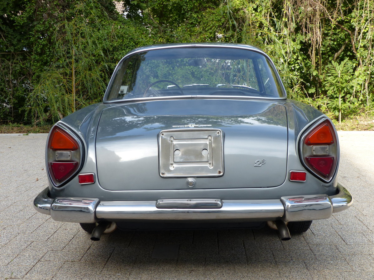 1967 La dolce vita:original and unwelded Flaminia GTL Touring 2.8 For Sale (picture 8 of 12)