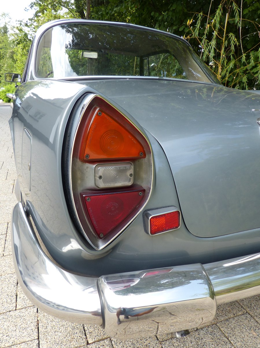 1967 La dolce vita:original and unwelded Flaminia GTL Touring 2.8 For Sale (picture 11 of 12)