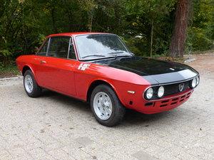 Fantastic Lancia Fulvia 1600 HF