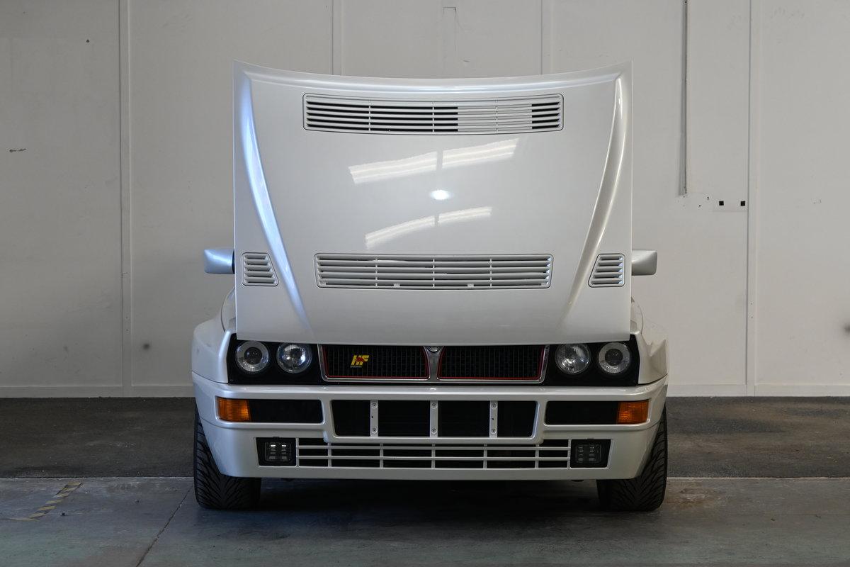 1994 Lancia Delta Integrale Evo II Bianco Perlato LTD Edition For Sale (picture 2 of 12)