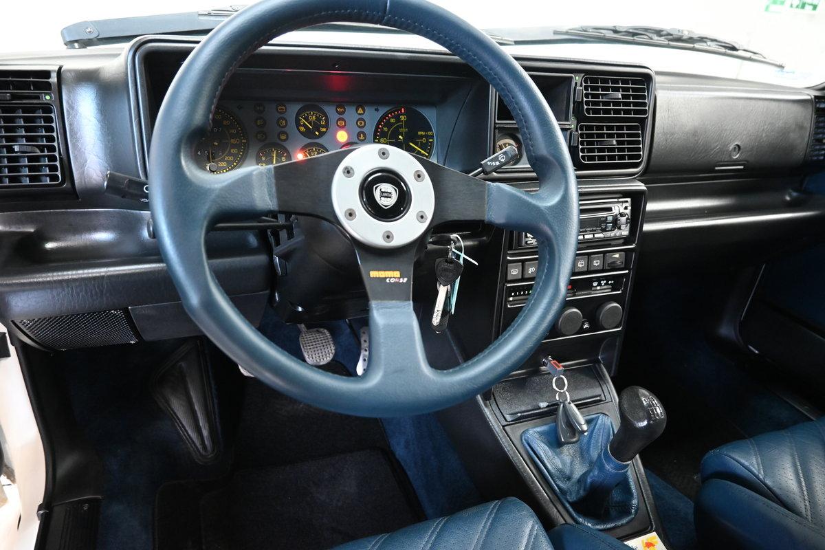 1994 Lancia Delta Integrale Evo II Bianco Perlato LTD Edition For Sale (picture 10 of 12)