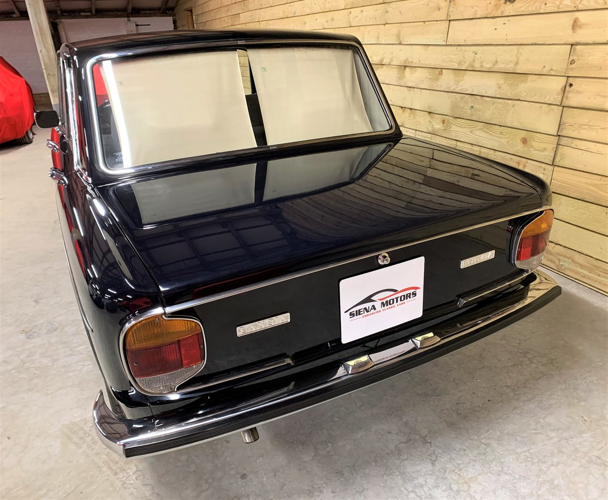 1971 LANCIA FULVIA SALOON For Sale (picture 2 of 7)