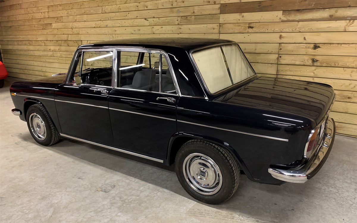 1971 LANCIA FULVIA SALOON For Sale (picture 3 of 7)