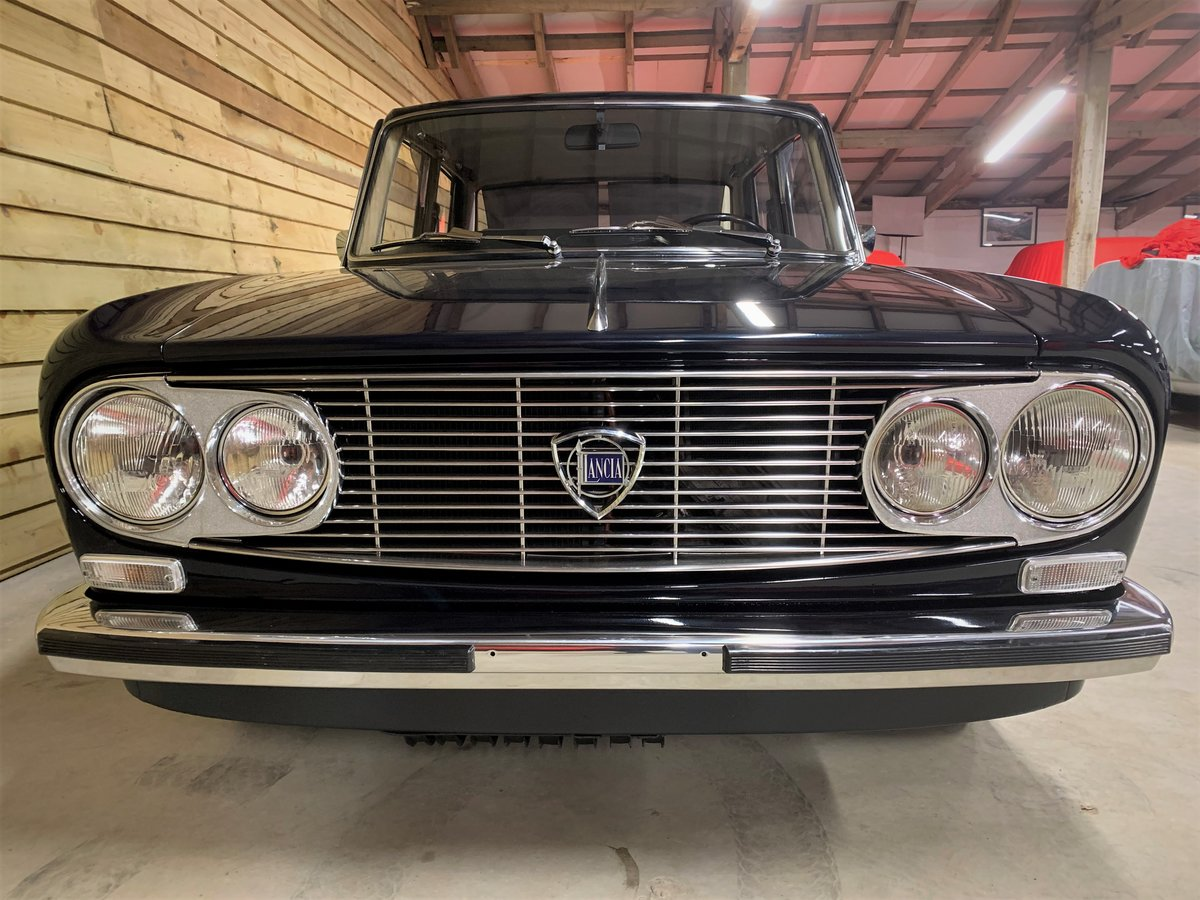 1971 LANCIA FULVIA SALOON For Sale (picture 4 of 7)