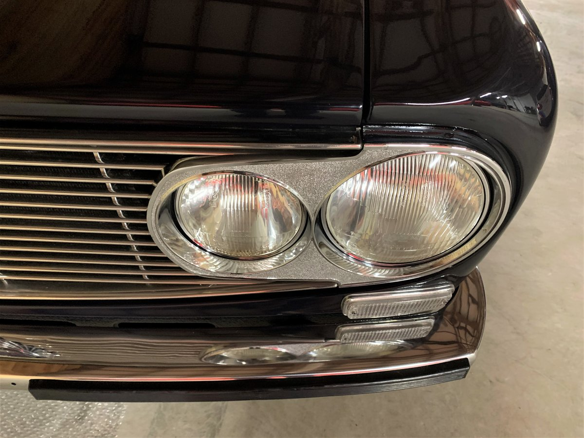 1971 LANCIA FULVIA SALOON For Sale (picture 7 of 7)