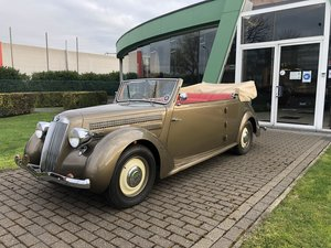 Picture of 1937 Lancia Aprilia Langenthal Convertible RHD For Sale