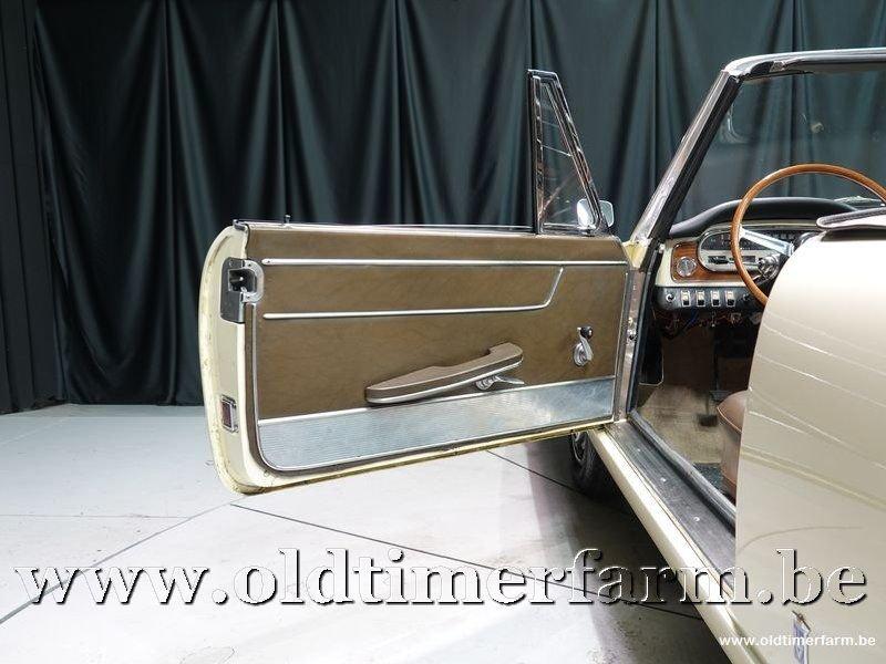 1963 Lancia Flavia Cabriolet Vignale 1.5 '63 For Sale (picture 6 of 12)