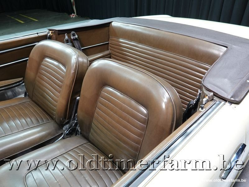 1963 Lancia Flavia Cabriolet Vignale 1.5 '63 For Sale (picture 7 of 12)