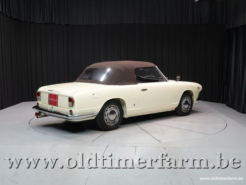 1963 Lancia Flavia Cabriolet Vignale 1.5 '63 For Sale (picture 12 of 12)