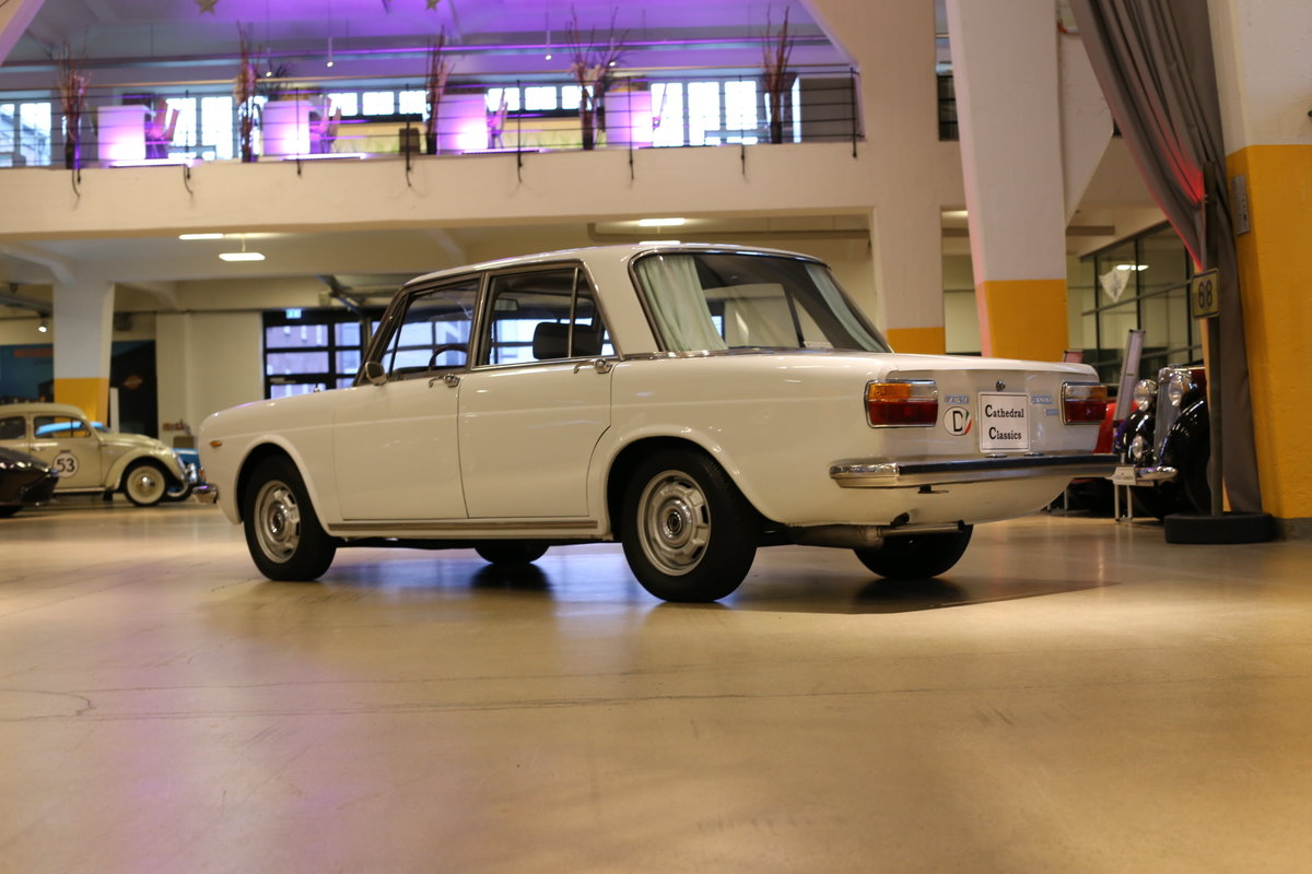 1973 A rare Lancia Berlina 2000 i.e. Type 820.416 with 18k km&apo For Sale (picture 11 of 12)