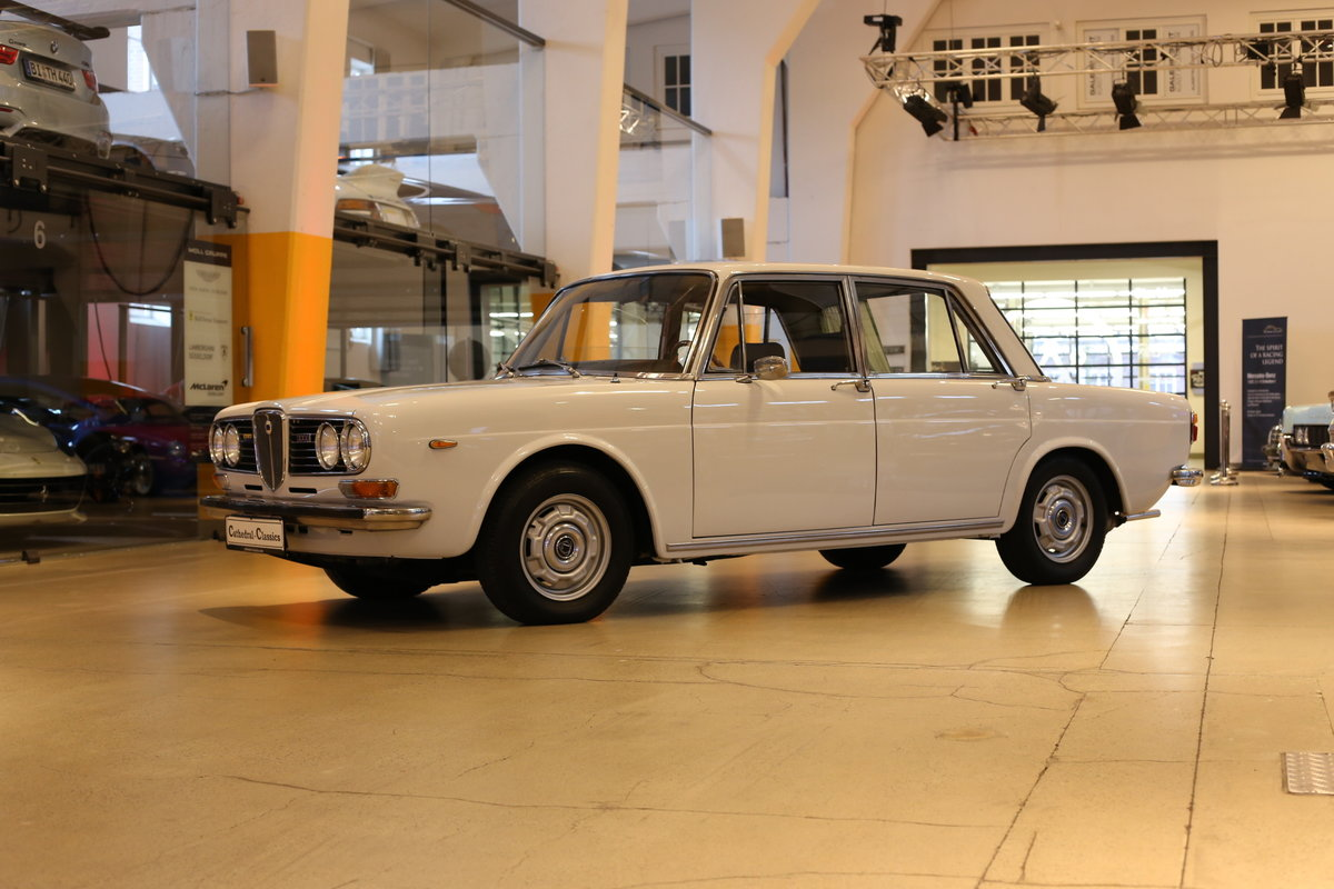 1973 A rare Lancia Berlina 2000 i.e. Type 820.416 with 18k km&apo For Sale (picture 12 of 12)