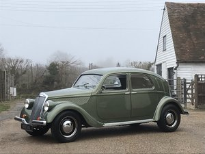 Picture of 1938 Lancia Aprilia saloon, UK supplied, SOLD For Sale