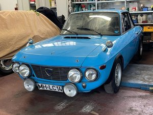 Picture of 1970 Super-original Lancia Fulvia 1.6 HF Fanalone Coupe, 2nd hand For Sale