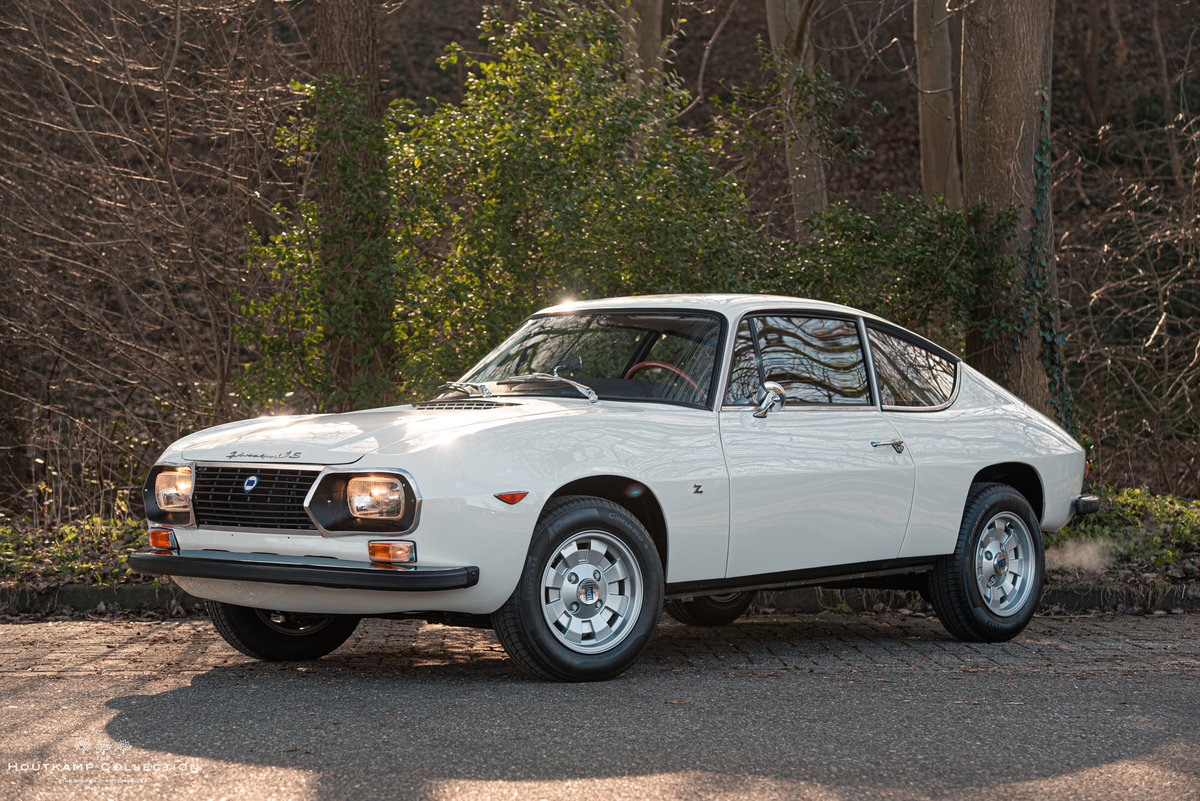 1971 LANCIA FULVIA SPORT ZAGATO, THE NICEST IN THE WORLD For Sale (picture 1 of 12)