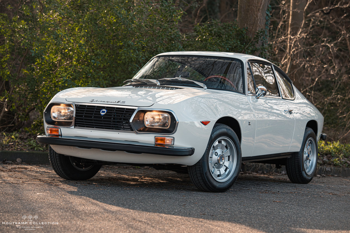 1971 LANCIA FULVIA SPORT ZAGATO, THE NICEST IN THE WORLD For Sale (picture 2 of 12)