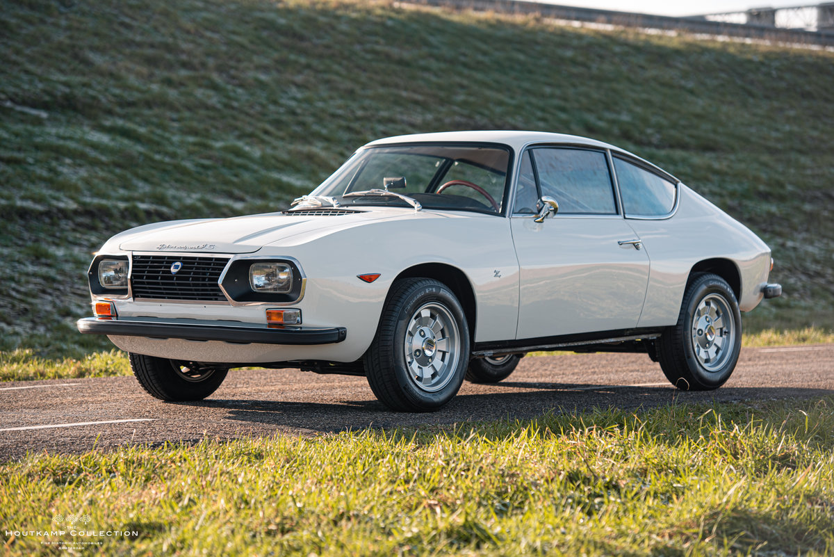 1971 LANCIA FULVIA SPORT ZAGATO, THE NICEST IN THE WORLD For Sale (picture 3 of 12)