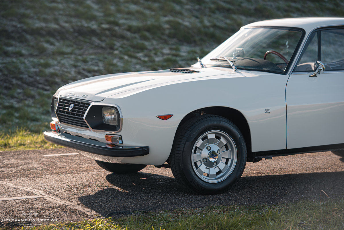 1971 LANCIA FULVIA SPORT ZAGATO, THE NICEST IN THE WORLD For Sale (picture 4 of 12)