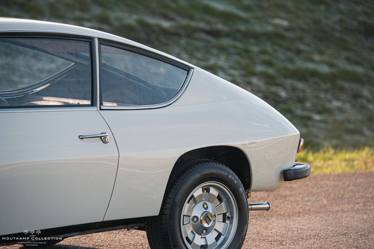 1971 LANCIA FULVIA SPORT ZAGATO, THE NICEST IN THE WORLD For Sale (picture 5 of 12)
